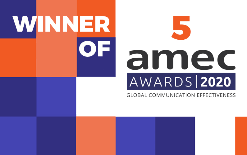 Fullintel Wins 2020 AMEC Award for Best Crisis Comms Measurement & Reporting
