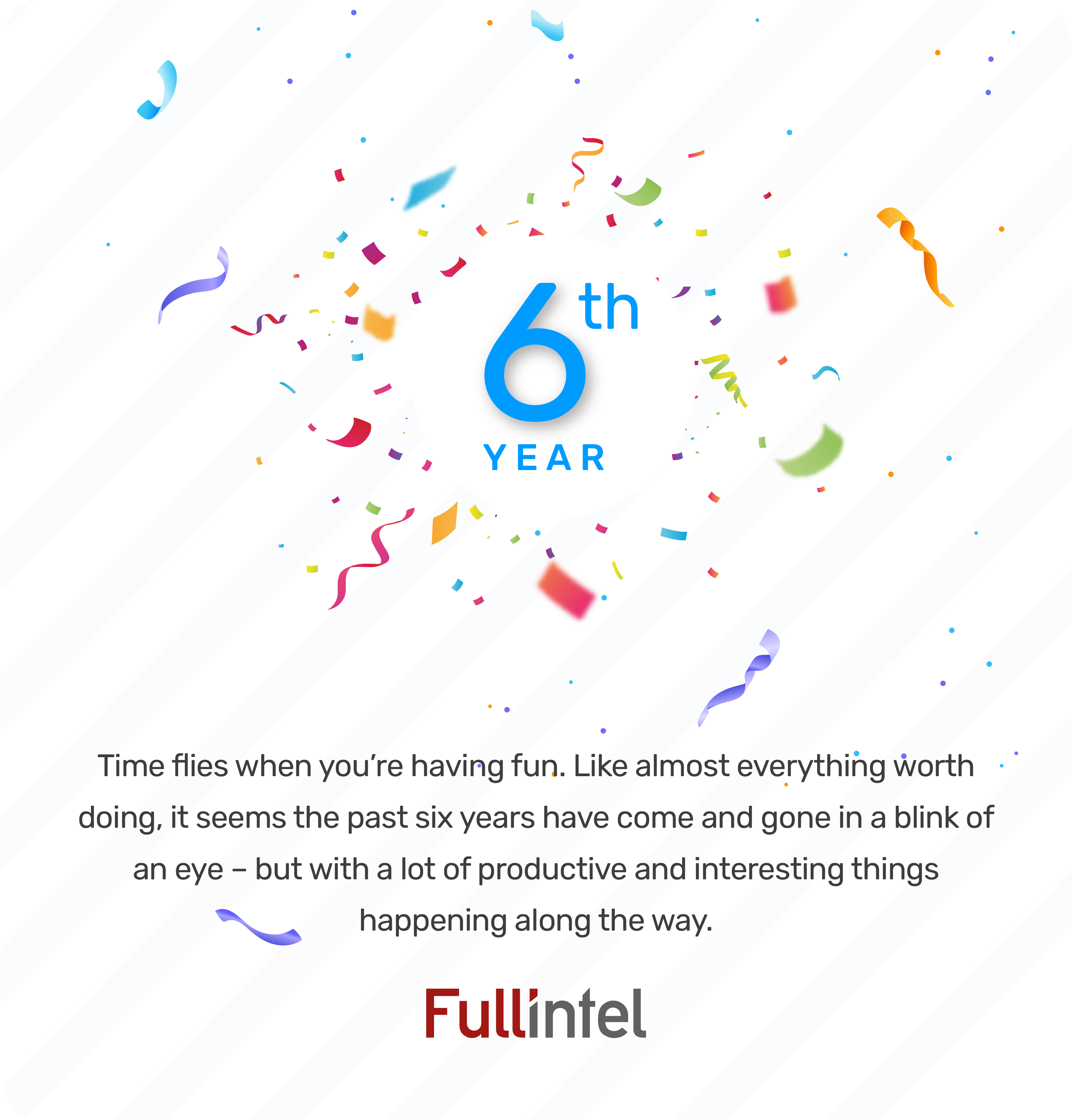 The Six-Year History of Fullintel (and What's to Come) in 7 Bullet Points