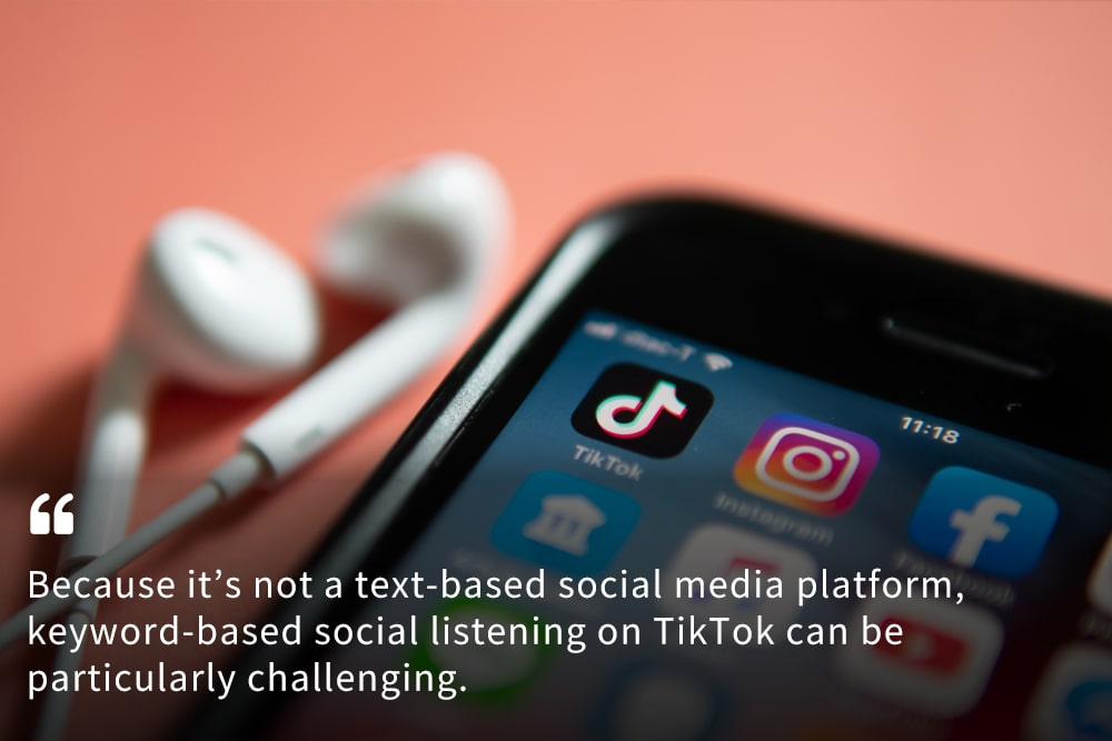 Social Listening 101: How to Monitor TikTok and Instagram Stories for Mentions of Your Brand